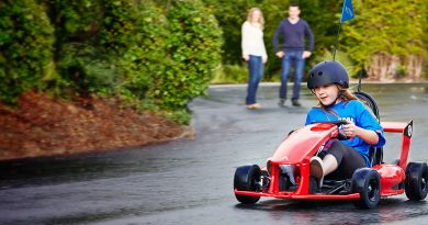 actev arrow smart kart