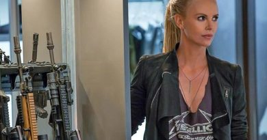 Charlize Theron Furious 8